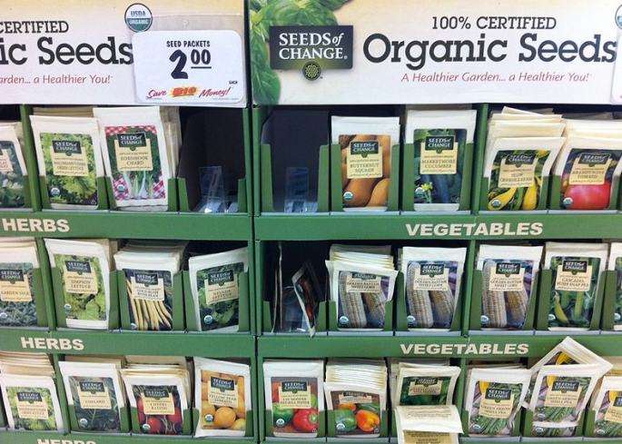 seeds, organic seeds, heirloom seeds, seed packets, organic seed packets