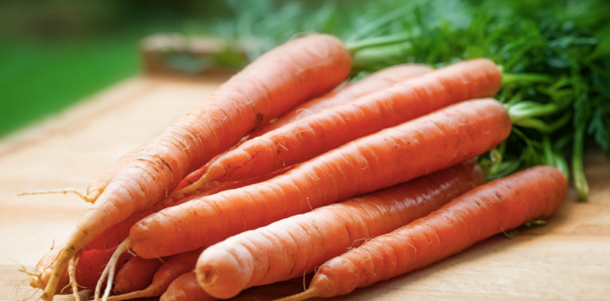 carrots, root vegetables, roots, rehydrate, rehydrate roots, rehydrate root vegetables