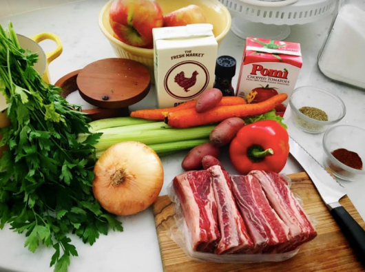 Beef-soup-ingredients