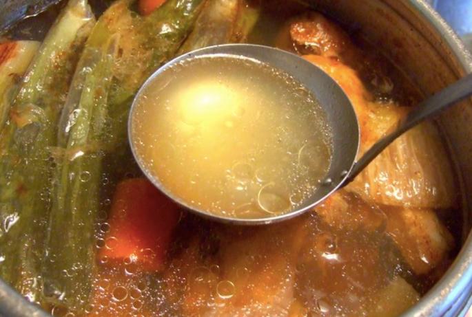 soup, soup recipe, bone broth, bone broth recipe, healing bone broth