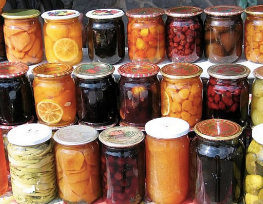 Jars Pantry