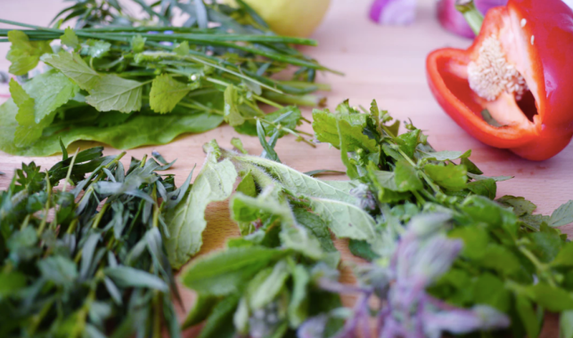 Herbs and Ingredients