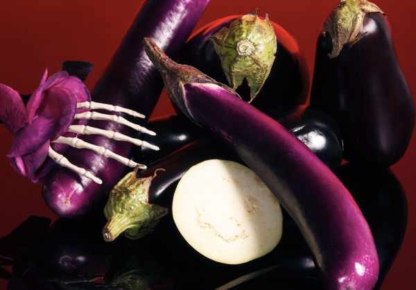 gothic vegetables