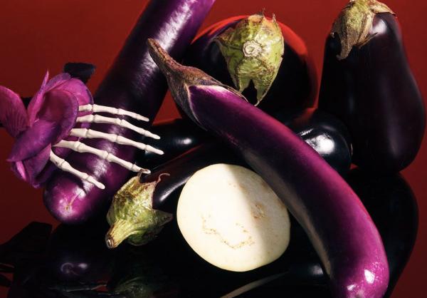 gothic vegetables