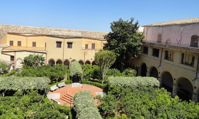 Monastery Garden Style