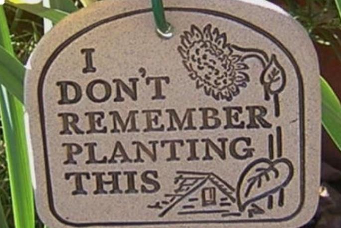 Plant Marker