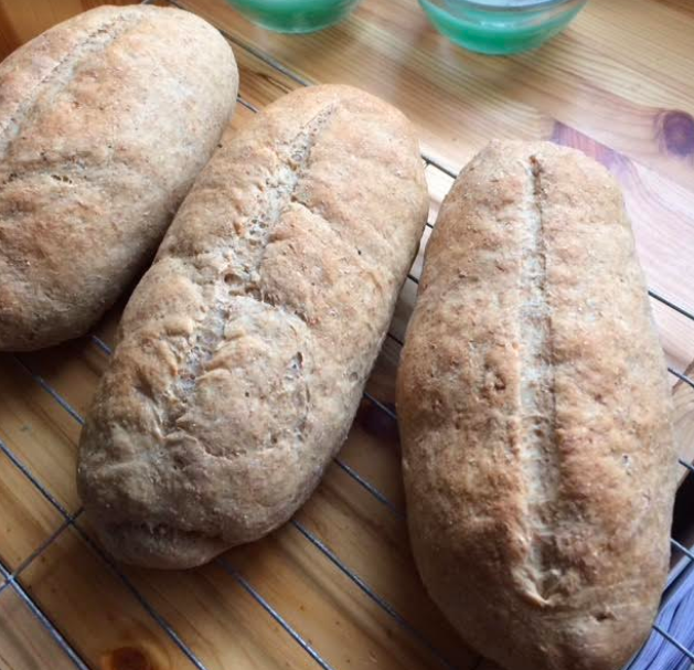 Carmen and Cynthia's Bread Loaves